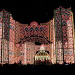 Kobe Luminarie - Festival of Lights in Japan 1