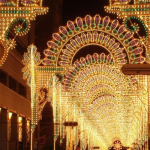 Kobe Luminarie - Festival of Lights in Japan 5