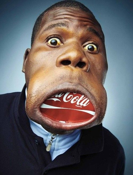 World's Biggest Mouth